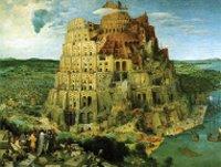 Babel by Pieter Bruegel