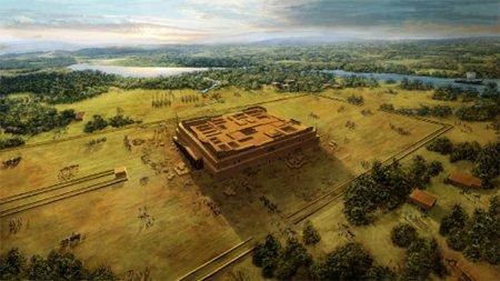 Tower of Babel Museum Exhibit