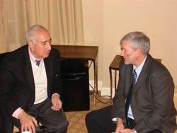 Ben Stein and Ken Ham