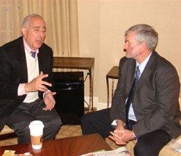 Ken Ham and Ben Stein interview