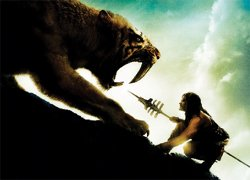 Movie picture from 10,000B.C.