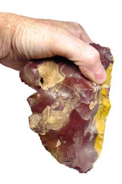 Neandertal Handaxe