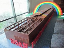 Lego Model of Noah's Ark