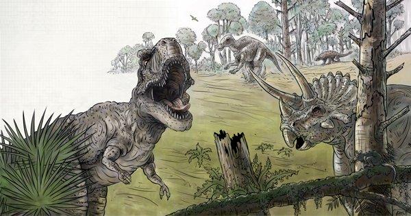 Cretaceous Environment