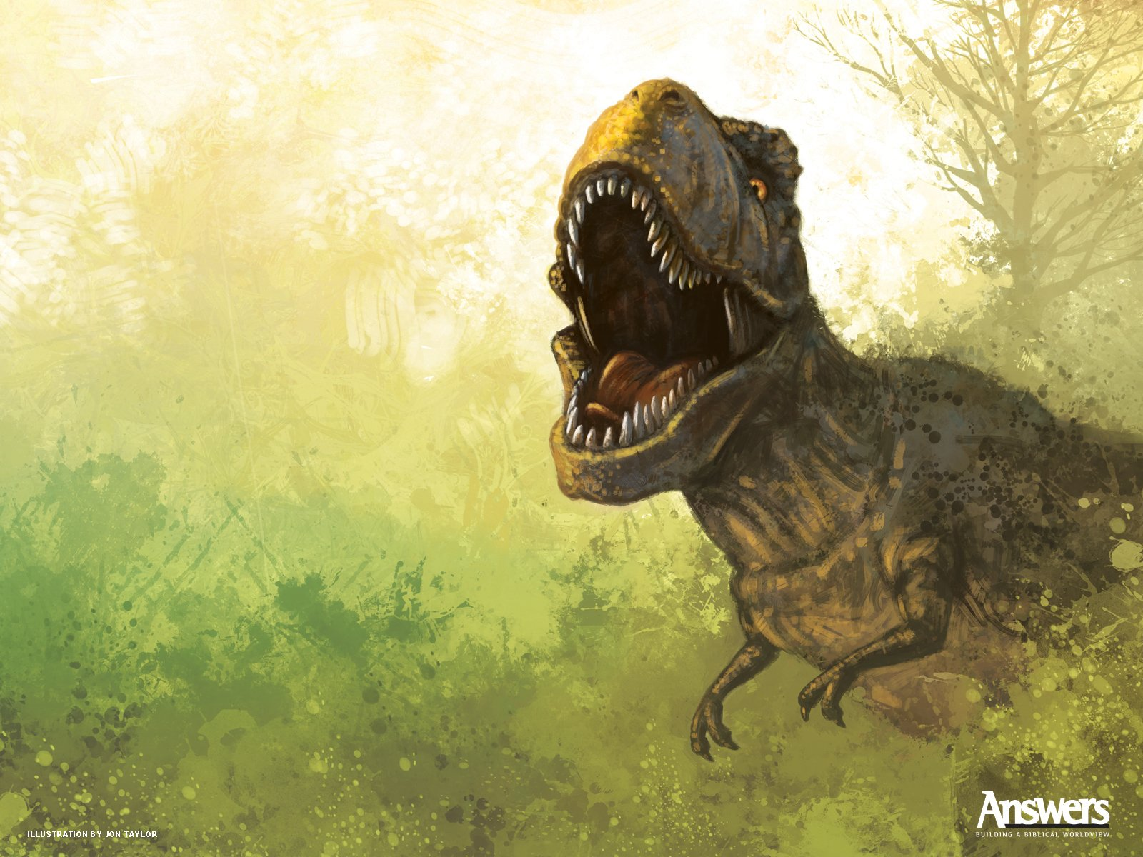 Free Desktop Dinosaur Wallpaper Answers In Genesis
