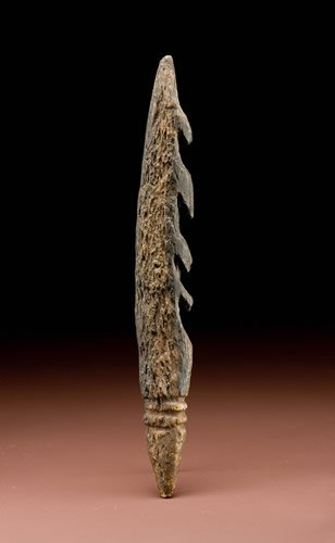 Cro-Magnon Fishing Spear