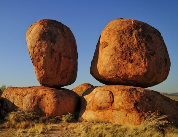The Devils Marbles Answers In Genesis