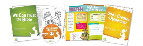 Answers Bible Teacher Kit