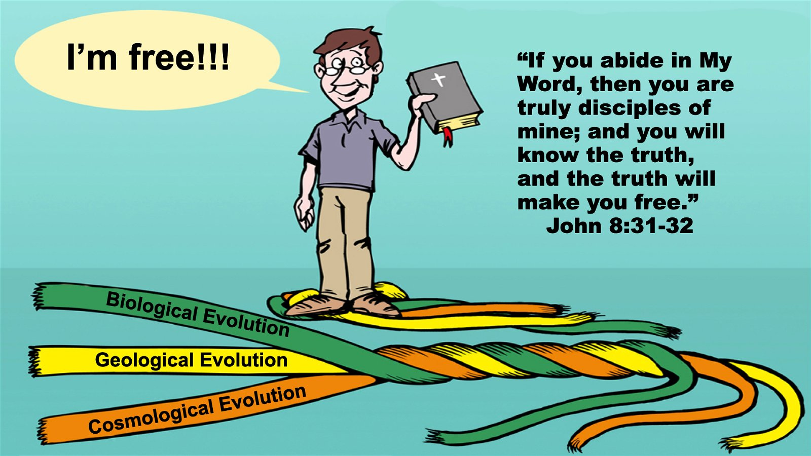 Young-earth creationist
