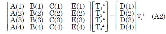 Equation A2