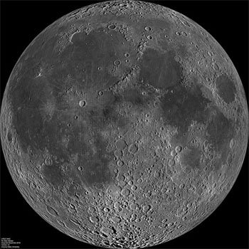 The Near Side of the Moon