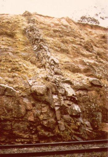 Basaltic Dike