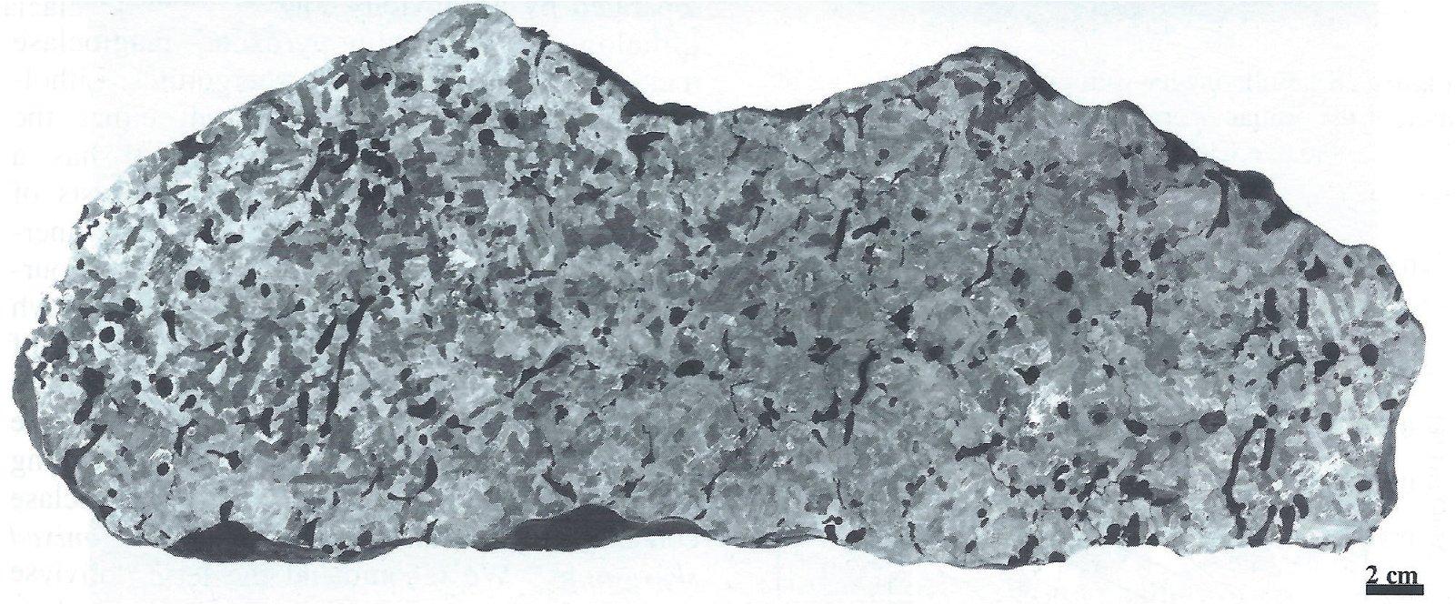 Dating meteorites