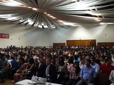 Bolivia Auditorium