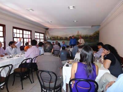 Bolivia Pastors Luncheon