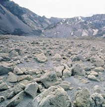 Mount St. Helens cone