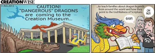 Dangerous Dragons