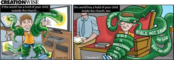 The World and the Church