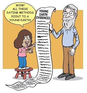 Young Earth Evidence