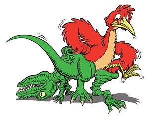 Dino-Bird