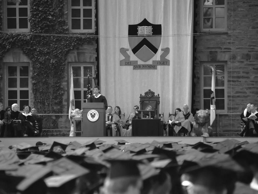 Princeton University Commencement