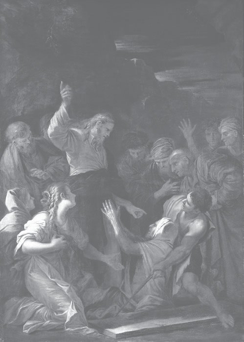 Jesus Healing the Leper