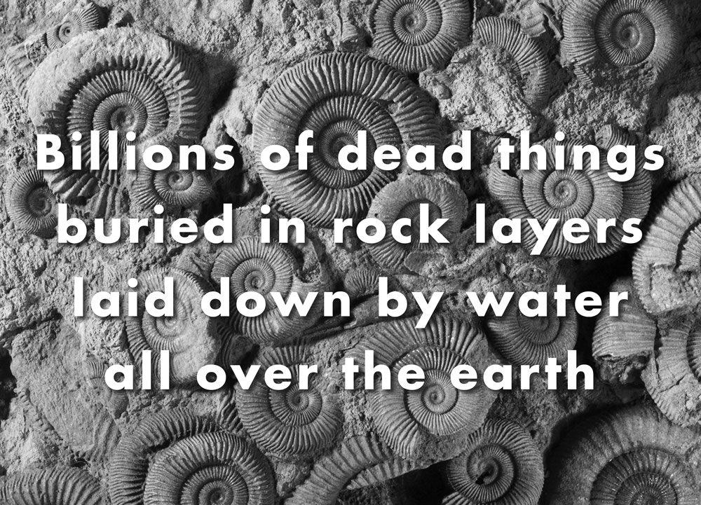 Billions of Dead Things