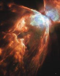 The Bug Nebula, NGC 6302
