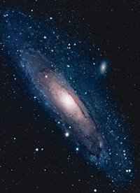 Galaxy M31 (Andromeda galaxy)