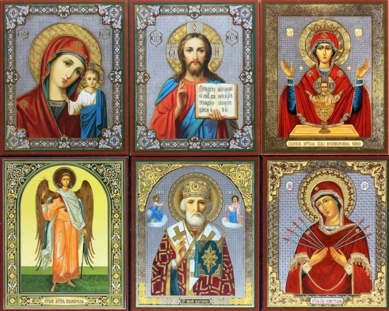 Ancient Orthodox Icons