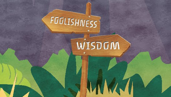 Wisdom or Foolishness