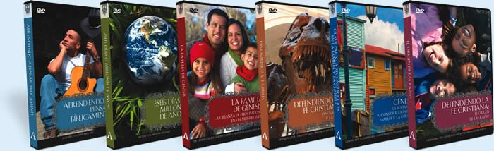 Spanish DVDs