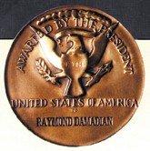 Dr Damadian's President's Medal