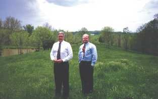 Mark Looy and Mike Zovath