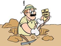 Fossil Illustration