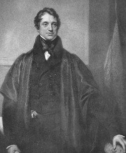 Reverend Adam Sedgwick