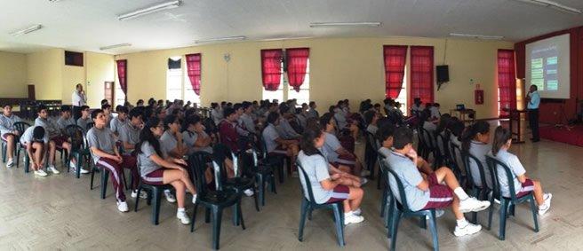 Escuela Cristiana Ramond Clark
