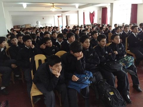 Escuela Secundaria Champagnate