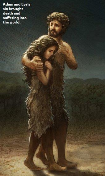 Adam and Eve Sinned