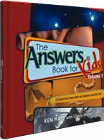Kids Answers Book