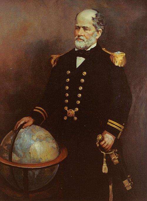Matthew Maury Portrait