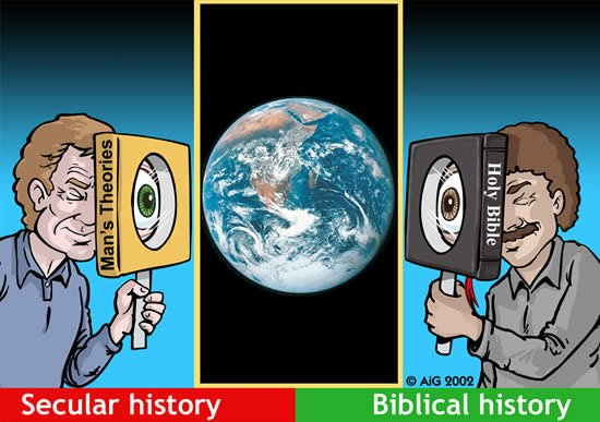 biblical christian worldview faith and science