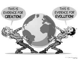Evidence for Creation or Evolution?