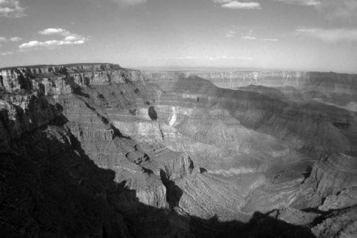 Layered Sedimentary Rocks from the Grand Canyon
