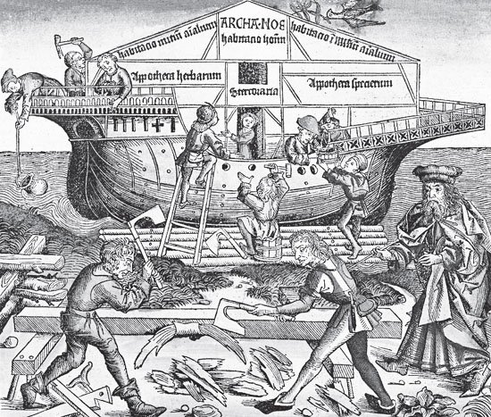 1493 Ark Depiction