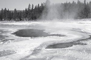 Acidic Hot Springs