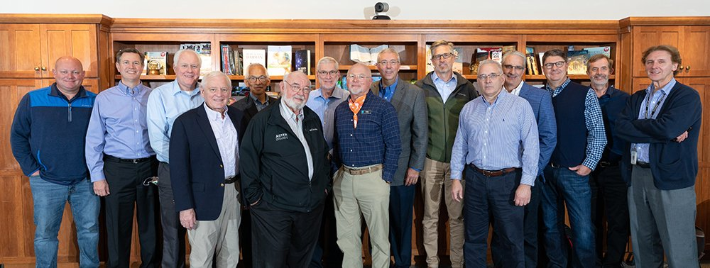 October 2020 Board and Leadership Team