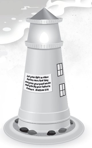 Lone Lighthouse: Primaries and Juniors | Kids Answers