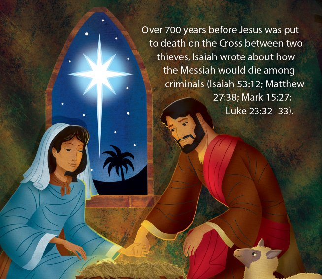 Jesus Born