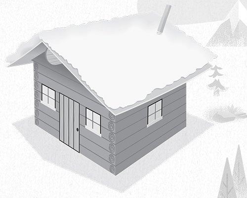Log Cabin Craft